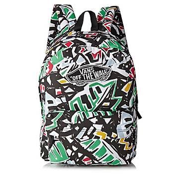 Vans Okul Sýrt Çantasý Realm Backpack 97082