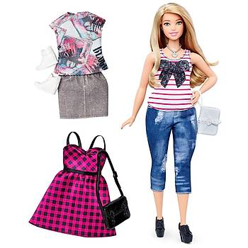 Barbie ve Harika Kýyafetleri DTF00