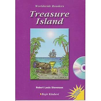 Level-5: Treasure Island (Audio CD'li) Robert Louis Stevenson Beþir Kitabevi