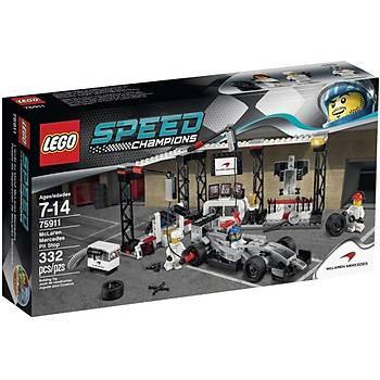 Lego Speed McLaren Pit Stop 75911