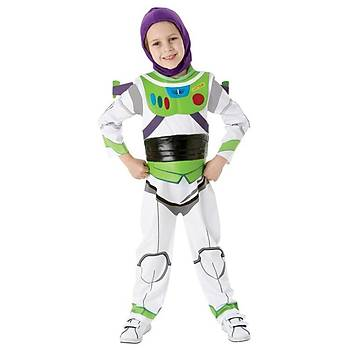 Toy Story Buzz Çocuk Kostüm Lüks 3-4 Yaþ