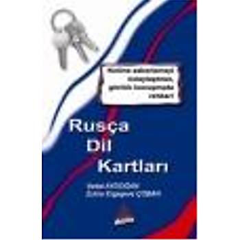 Rusça Dil Kartlarý Vedat Aydoðan-Zuhra Ergaþeva Çoban Delta Kültür Kitap