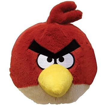 Angry Birds Kýrmýzý Kuþ Sesli Peluþ 12 cm