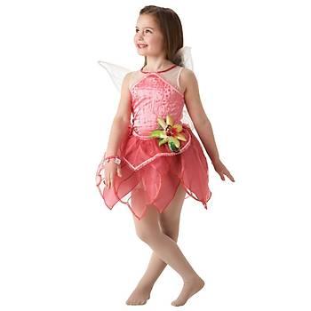 Tinkerbell Çocuk Kostüm 7-8 Yaþ Rosetta Lüks