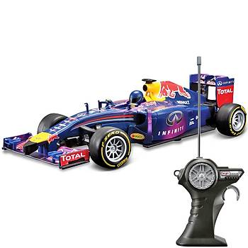Maisto 1:24 Infiniti Red Bull Racing RB10 Uzaktan Kumandalý Araba