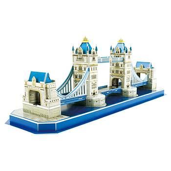 Cubic Fun 3D 52 Parça Puzzle Tower Bridge - Ýngiltere