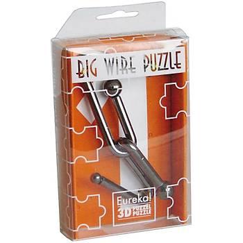 Eureka Big Wire 3D Puzzle #1