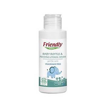 Friendly Organic Parfümsüz Biberon ve Beslenme Gereçleri Temizleyici - 100 ml
