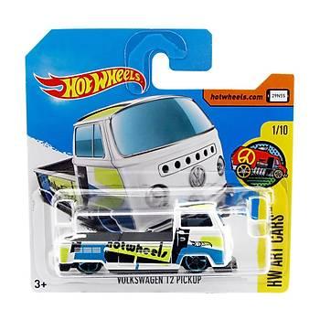 Hot Wheels Volkwagen T2 Pickup Oyuncak Araba