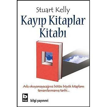 Kayýp Kitaplar Kitabý Stuart Kelly Bilgi Yayýnevi
