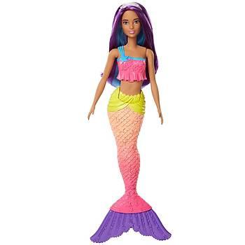 Barbie Dreamtopia Denizkýzý Barbie Bebekler FJC90