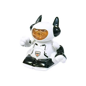 Silverlit Mini Iþýklý Çek Býrak Robotlar Model 1