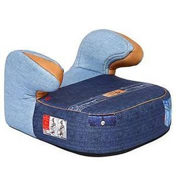 ComfyMax Premium 15-36kg Yükseltici Oto koltuðu Blue Jean