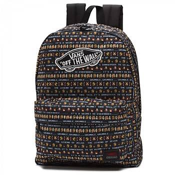 Vans Okul Sýrt Çantasý Nintendo Backpack 53286