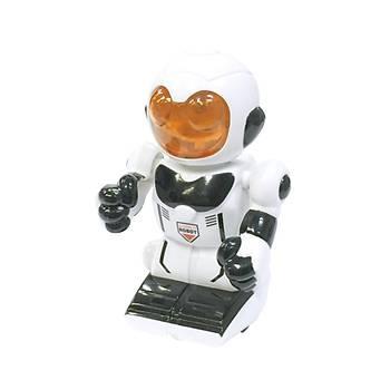 Silverlit Mini Iþýklý Çek Býrak Robotlar Model 2
