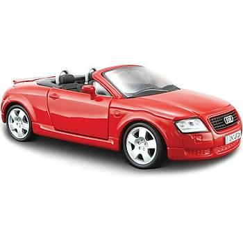 Maisto Audi Tt Roadster 1:24 Model Araba S/E Kýrmýzý