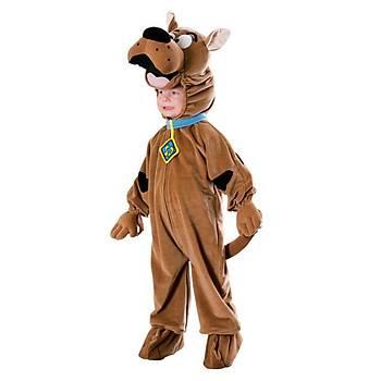 Rubies Scooby Doo Kostüm Lüks 5-7 Yaþ