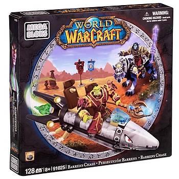 Mega Bloks World Of Warcraft Barrens Chase