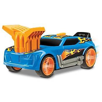 Hot Wheels Turbo Rush Twinduction Oyuncak Araba