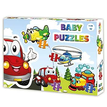 Laço Kids Baby Puzzle Taþýtlar