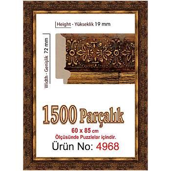 Heidi 1500 Parçalýk Puzzle Çerçevesi 60x85 cm 4968