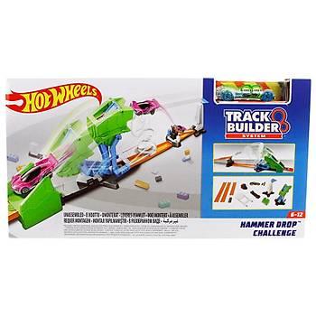 Hot Wheels Track Builder Limitsiz Macera Yarýþ Seti FLL00