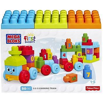 Mega Bloks Sayý Treni