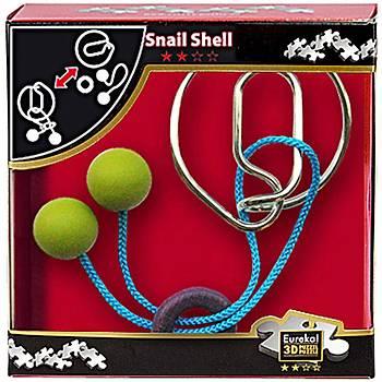 Eureka Entertainig 3D Puzzle Snail Shell