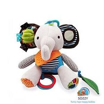Sozzy Toys Fil Arkadaþým Aktivite Oyuncaðý - SZY131