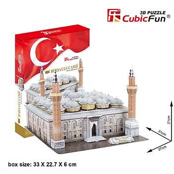 Cubic Fun 3D 131 Parça Puzzle Bursa Ulu Camii
