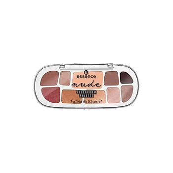 Essence Nude Eyeshadow Palet Göz Farý