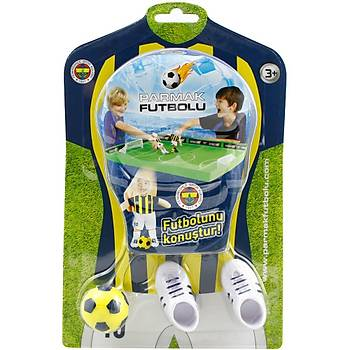 Fenerbahçe Parmak Futbolu Oyuncu Seti