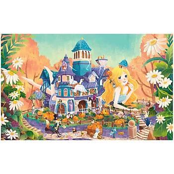 Pintoo 1000 Parça Puzzle Alice Harikalar Diyarýnda - Beya