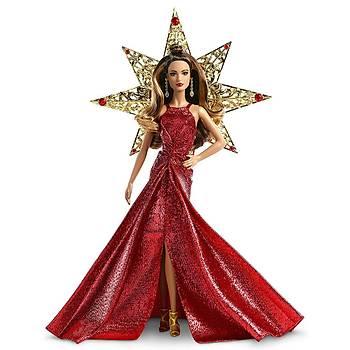 Barbie 2017 Mutlu Yýllar Bebeðim Kumral