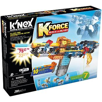 K'Nex K-Force Flash Fire Blaster Yapý Seti  (Motorlu) Knex 47010