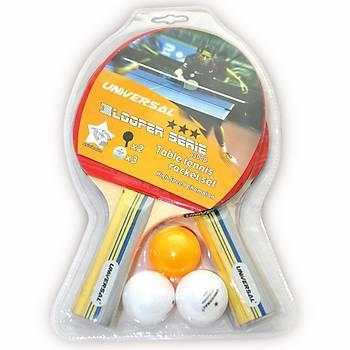 Universal 8500D 2 Raket 3 Top Set