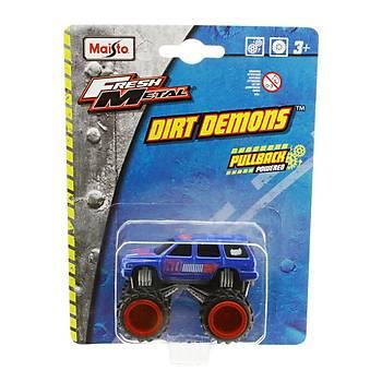 Maisto Dirt Demons Dodge Durangor Oyuncak Araba