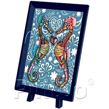 Pintoo XS Puzzle 150 Parça Renkli Denizatlarý