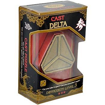 Eureka Cast Delta 3D Puzzle