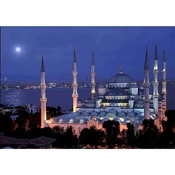 Anatolian 1000 Parça Neon Puzzle Sultanahmet Camii
