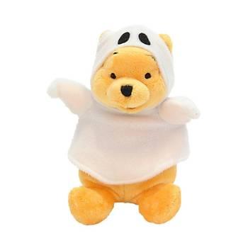 Pooh Hayalet Kostümlü Peluþ Oyuncak 26 cm