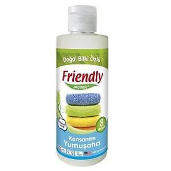 Friendly Organic Konsantre Yumuþatýcý - 118 ml