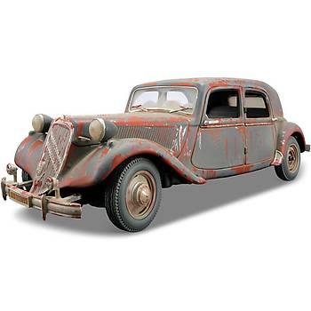 Maisto Citroen 15cv 6 Cyl 1952 1:18 Model Araba Old Friends Gri