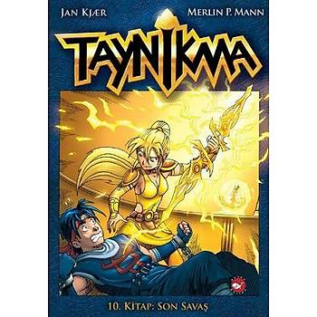 Taynikma 10.Kitap: Son Savaþ J.Kjaer-M.P.Mann Beyaz Balina Yayýnlarý