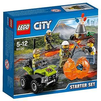 Lego City Volcano Starter S 60120