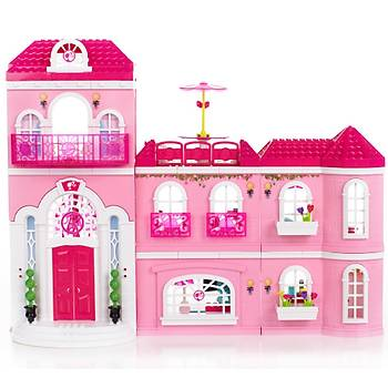 Mega Bloks Barbie'nin Lüks Malikanesi Oyun Seti