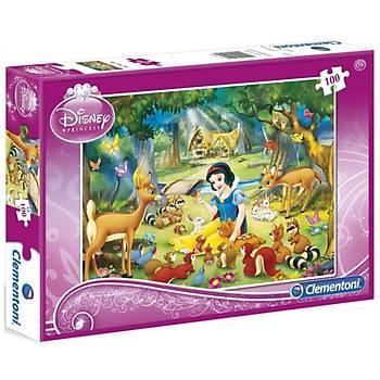 Clementoni Disney Pamuk Prenses 100 Parça Çocuk Puzzle