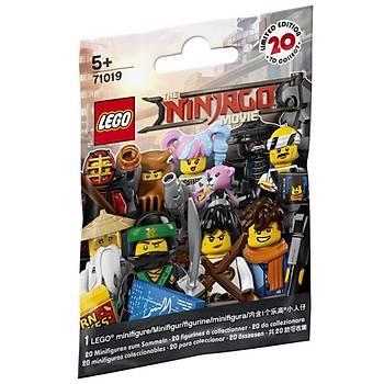 Lego Ninjago Mini Süpriz Figür Seri 1 71019