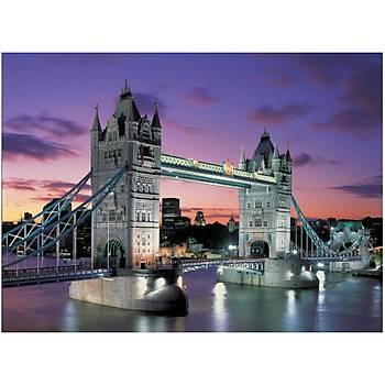 Educa 1000 Parça Neon Puzzle Tower Bridge