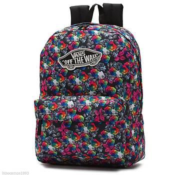 Vans Okul Sýrt Çantasý Realm Backpack 53179